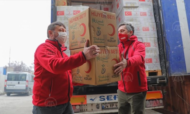 thumbs b c 94f1d3293cb16681f97311ba3ca35d65 - مساعدات غذائية من الهلال الأحمر لـ1350 أسرة فقيرة في هذه المنطقة..إليك التفاصيل