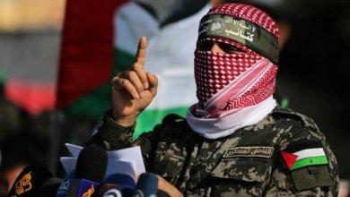 صورة تصريح لأبو عبـ.ـيدة عقب الأحداث الأخيرة في القدس