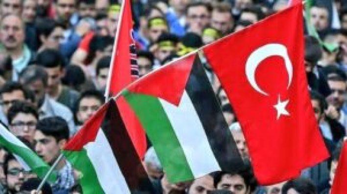 فلسطين 300x168 - تركيا ستواصل السـ.ـعي من أجل إجـ.ـبار إسـ.ـرائـ.يل على دفـ.ـع ثمن الجـ.ـرائم