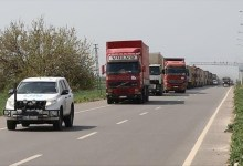 صورة الأمم المتحدة ترسل 62 شاحنة مساعدات للسوريين عبر تركيا..إليك التفاصيل