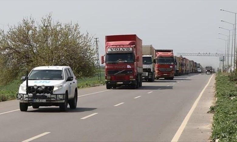 thumbs b c b992a23ca36ea9e9700f0a372d4213db - الأمم المتحدة ترسل 62 شاحنة مساعدات للسوريين عبر تركيا..إليك التفاصيل