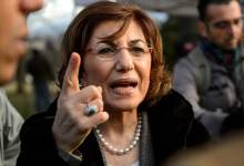 صورة بثينة شعبان تكشف سبب اختـ.ـيار الأسد مدينة دوما للتصويت في الانتخابات