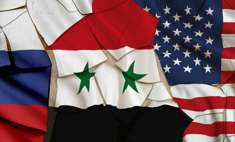 روسيا امريكا - الولايات المتحدة تنـ.ـسف جهـ.ـود روسيا في تلمـ.ـيع نظـ.ـام الأسد وتتعهـ.ـد بمحاسـ.ـبته على جرائـ.ـمه بحـ.ـق السـ.ـوريين