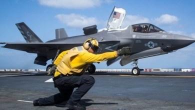صورة شاهد بالفيديو/اعتراف أمريكي بفشل مقـ.ـاتلتها الشبحية إف 35 وتحذير من مخاطر الطائرات المسيّرة التركية