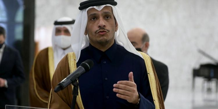 mmaqal 111 750x375 1 - وزير الخارجية القطري يتحدث عن  إعادة العلاقات مع نظام الأسد في حال تنفيذ شـ.رط محدد
