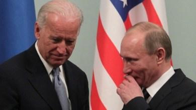 """صورة تحت عنوان """"الإطـ.ـاحة ببـ.ـشار الأسد"""" صحيفة أمريكية تتوقع صفقة بين أمريكا وروسيا"""
