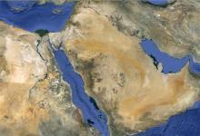 صورة لتغـ.ـيير خـ.ـريطة منطقة الخليج.. اقتراح سعودي يهـ.ـدد بتصـ.ـاعد التـ.ـوتر مع الإمارات