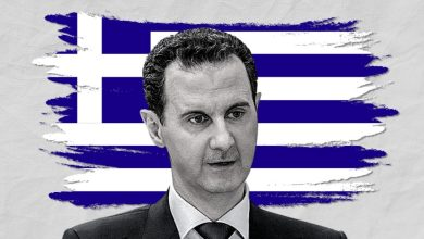 صورة اليونان تصـ.ـدم نظام الأسد بإعـ.ـلان موقـ.ـفها من انتخـ.ـاباته المزعـ.ـومة ومن التطـ.ـبيع معه