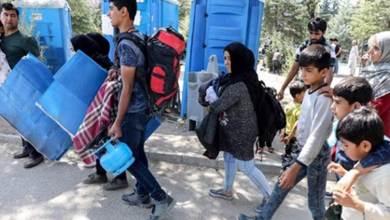 صورة بلديات في دولة عربية تبدأ بطـ.ـرد مئات السوريين علنا وليس هناك من يوقفها