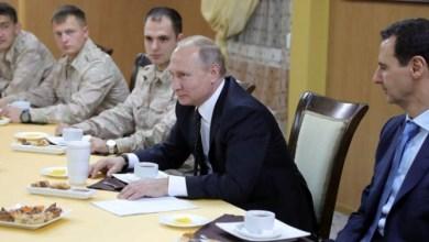 صورة خـ.لاف حـ.ـاد بين بوتين وبشار الأسد حول هذا الأمر في سوريا