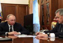 صورة القيادة الروسية تحـ.ـدد هدفاً واحداً لتدخلها في سوريا وهذا هو