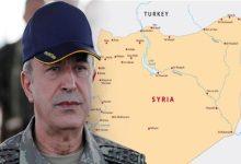 صورة وزير الدفاع التركي يطلق تصريحات هامة بشأن سوريا