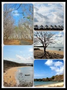 The Hidden Beach, Lombok (foto: Lucia Nancy)