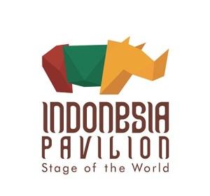 Badak, Maskot Paviliun Indonesia (sumber http://indonesiaworldexpo.com/)