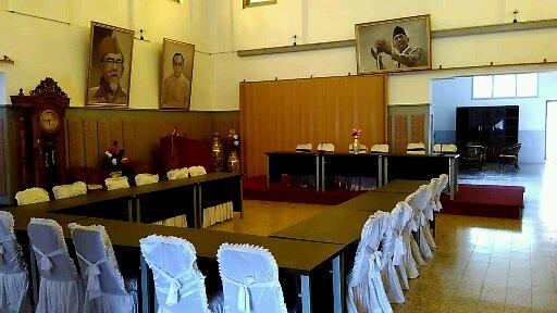 Ruang Pertemuan nan Lapang (foto dokpri)
