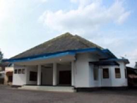 Gedung Panti Wangka alias Societet Concordia