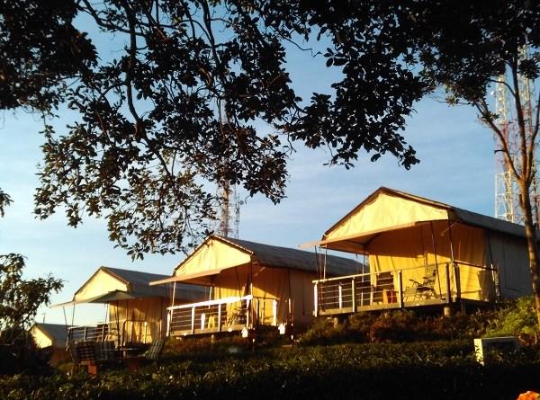 Nge-Glamping Seru di Trizara Resorts Lembang
