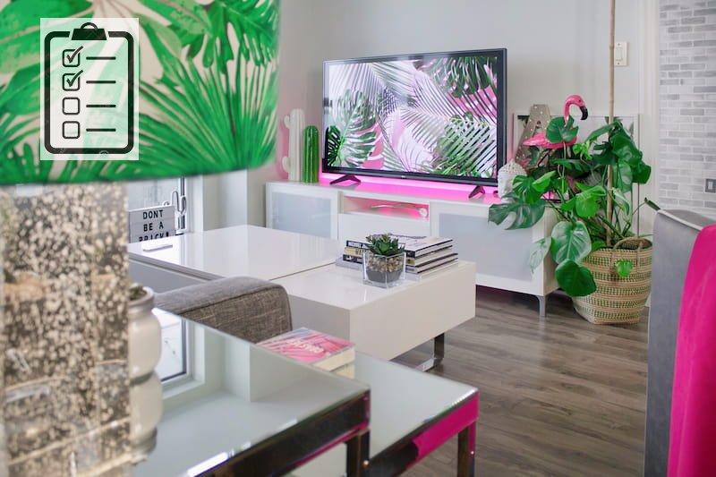 Чек-лист генеральной уборки квартир и домов