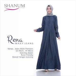 Rena Maxy Jeans Shanum
