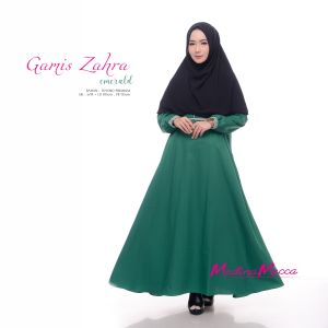 gamis zahra collection