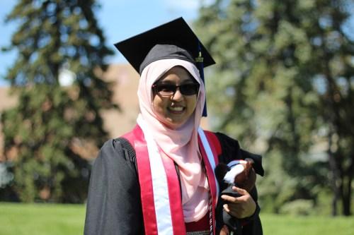 UW Madison BBA Graduate Syaza Nazura