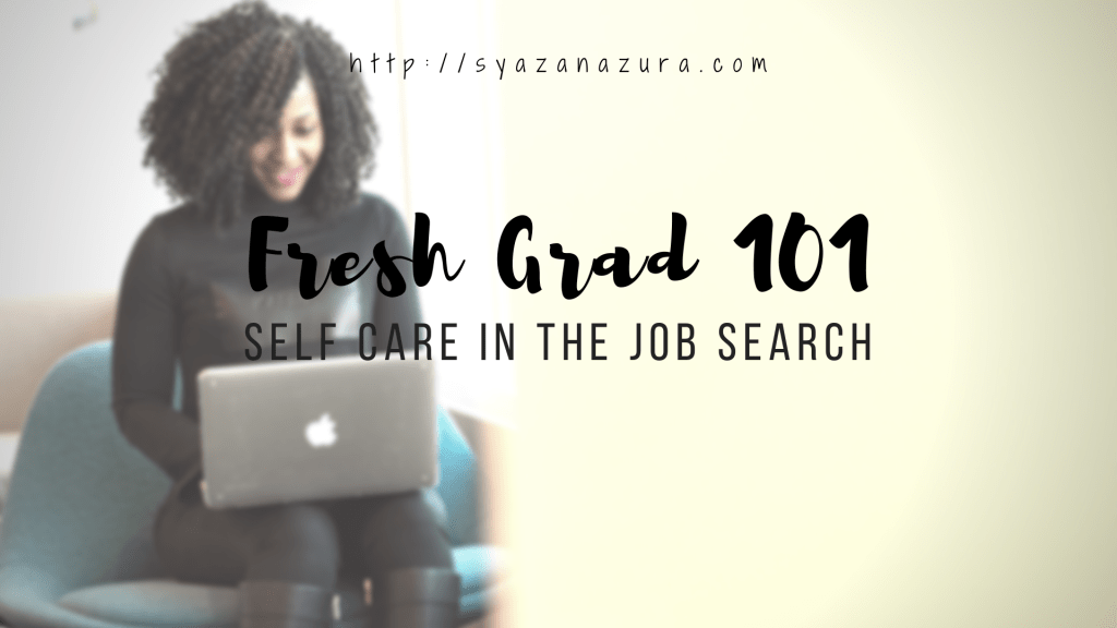self care job search