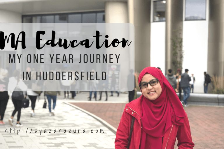 MA Education Huddersfield
