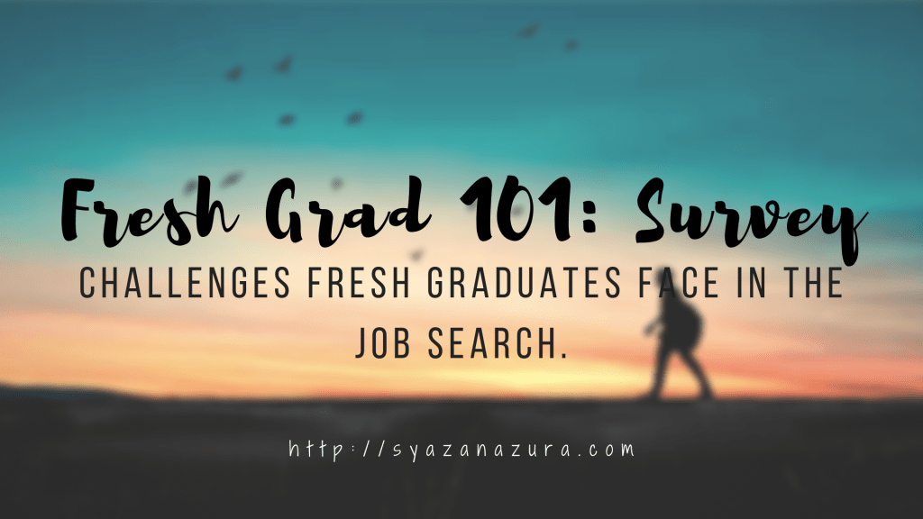 challenges fresh graduates face