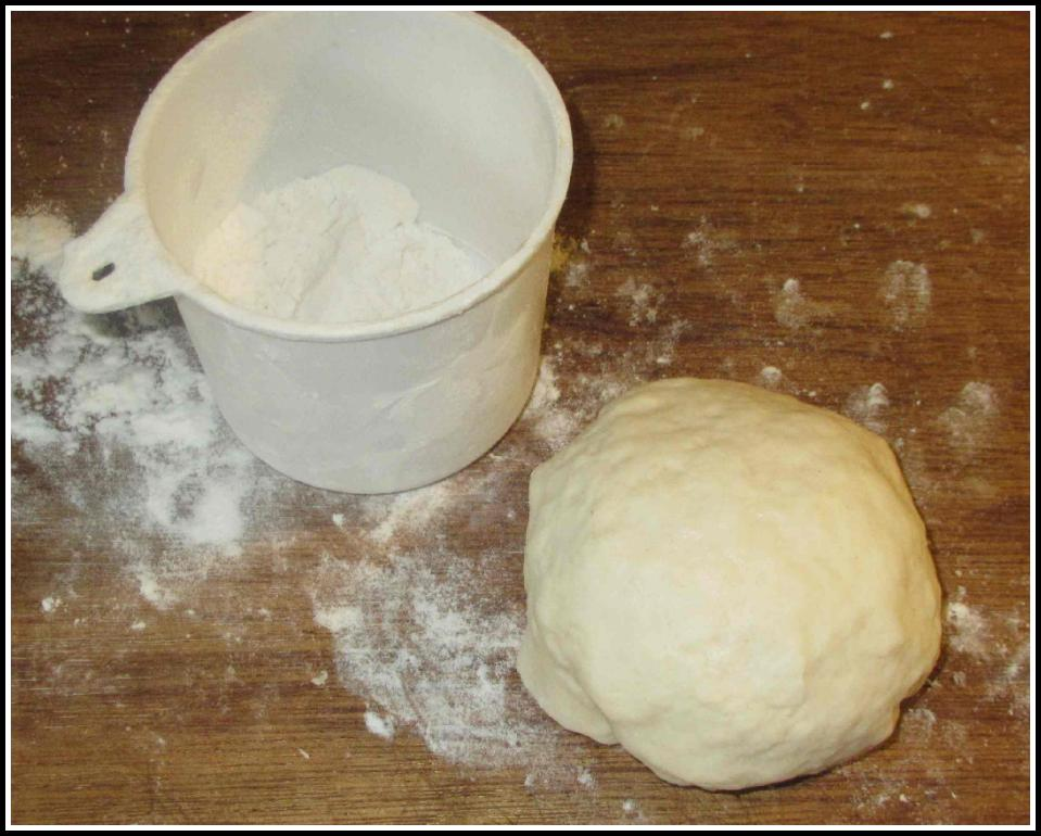 Basic Dumpling Wrapper Dough
