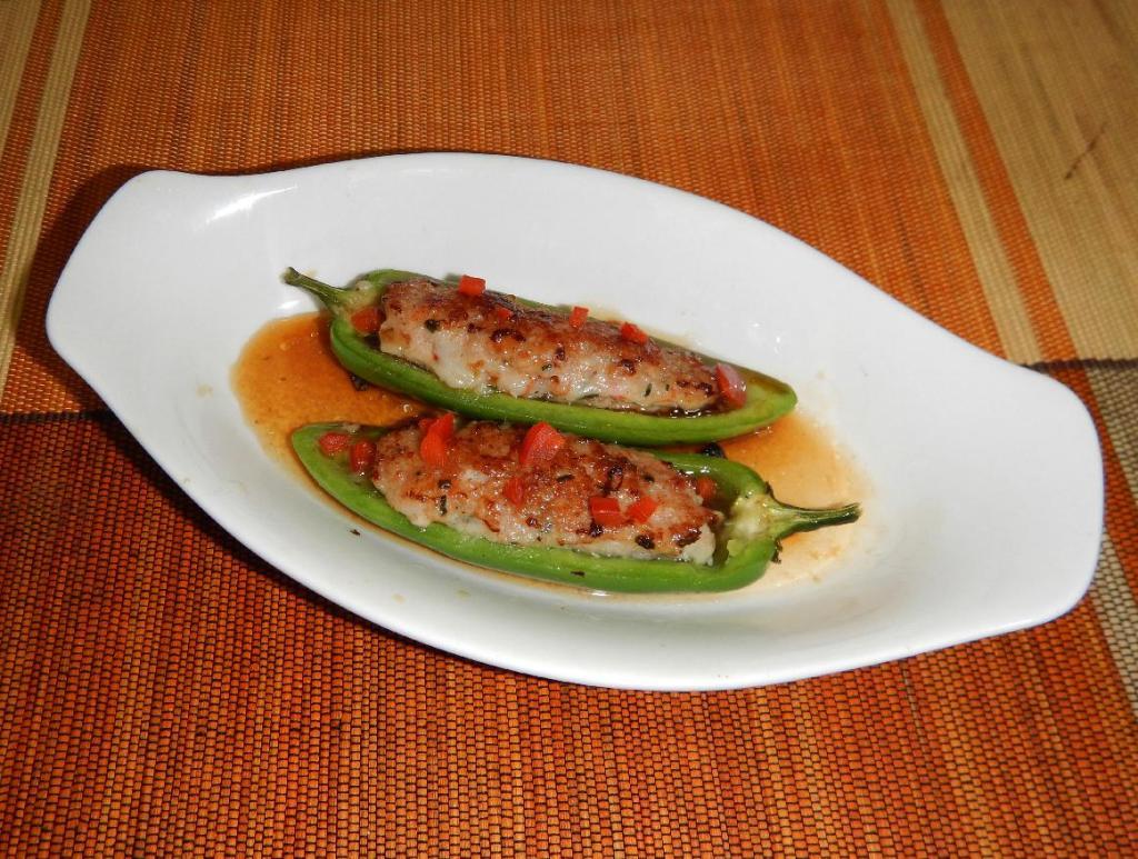Stuffed Jalapeno Peppers