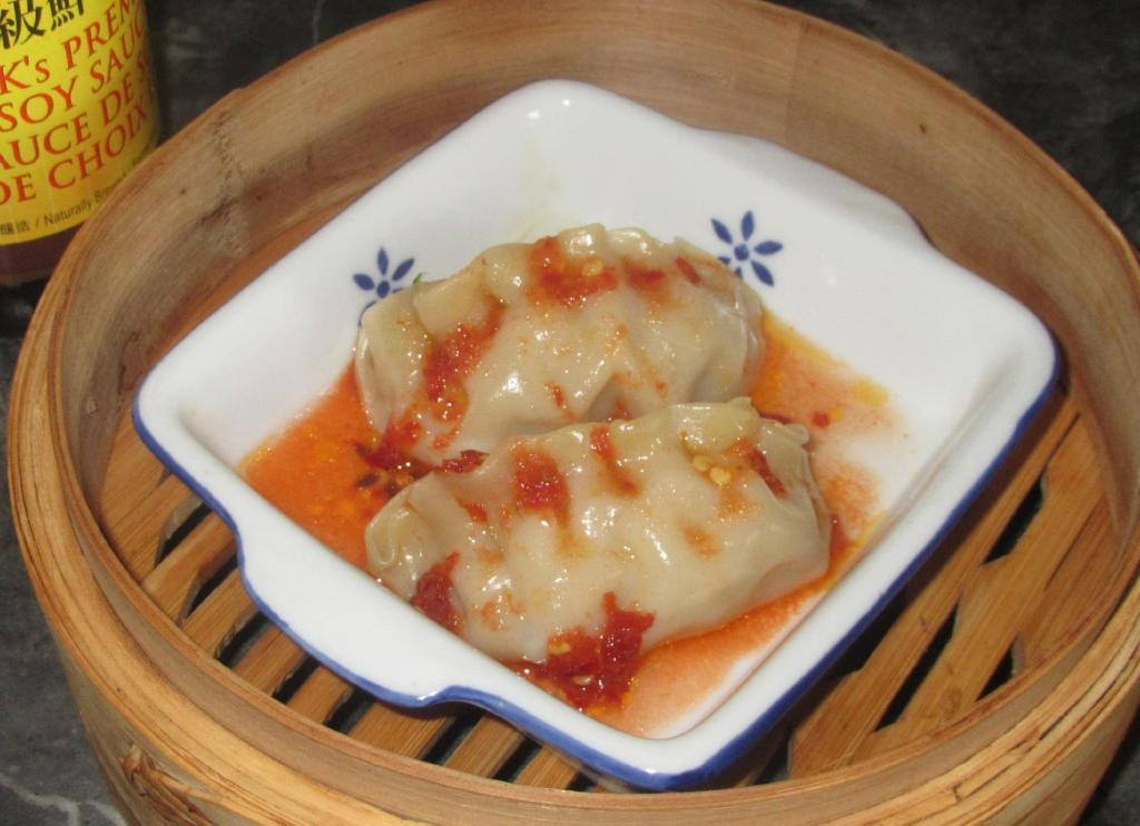 Steamed InnovAsian™ Cuisine Potstickers