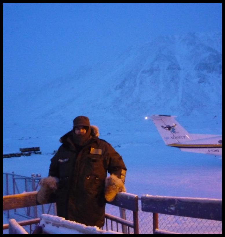 Me in Grise Fiord