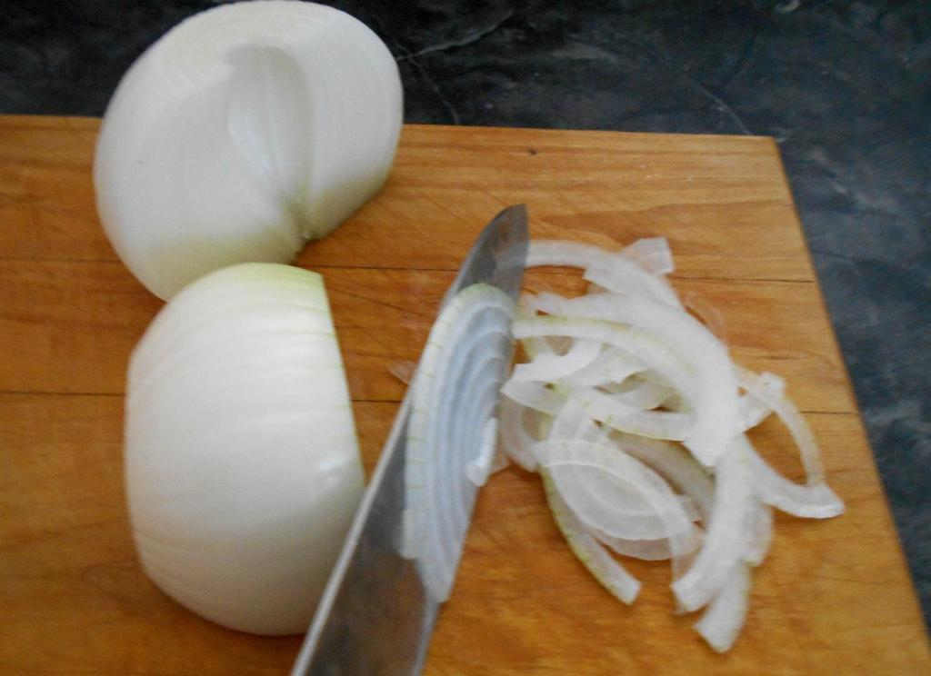 Slicing the Onion