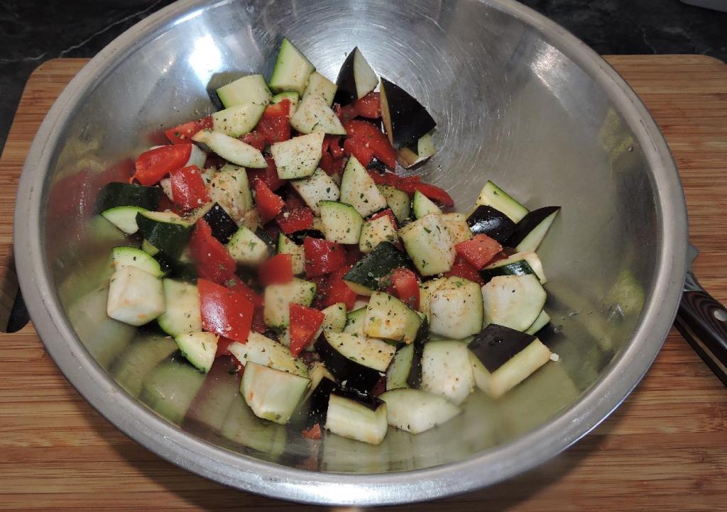 The Main Vegetable Ingredients
