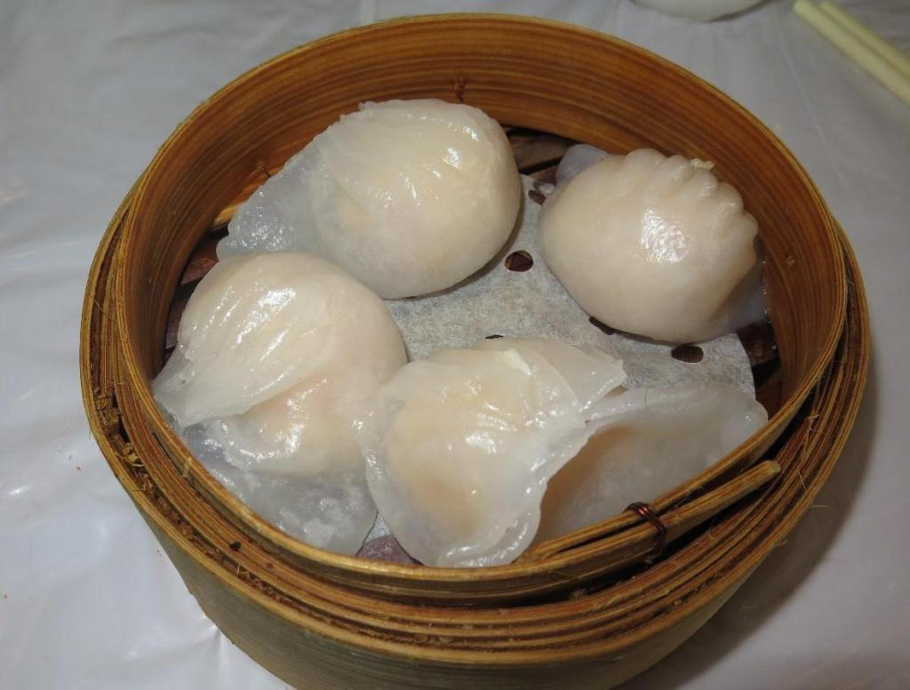 Har Gow (蝦餃) at Chu Shing
