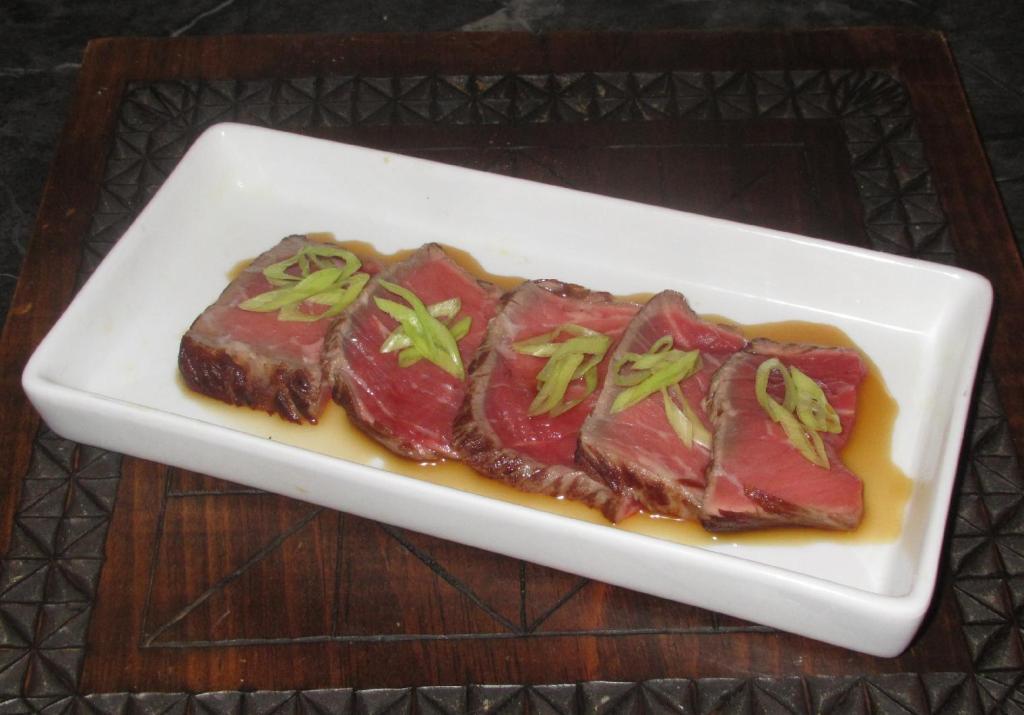 Basic Beef Tataki