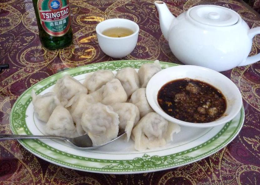 Boiled Dumplings at Juxiangyuan