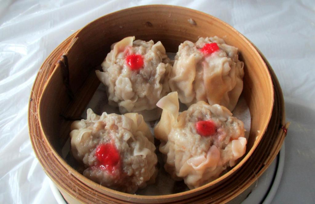 Shu Mai at the Yangtze Restaurant in Ottawa