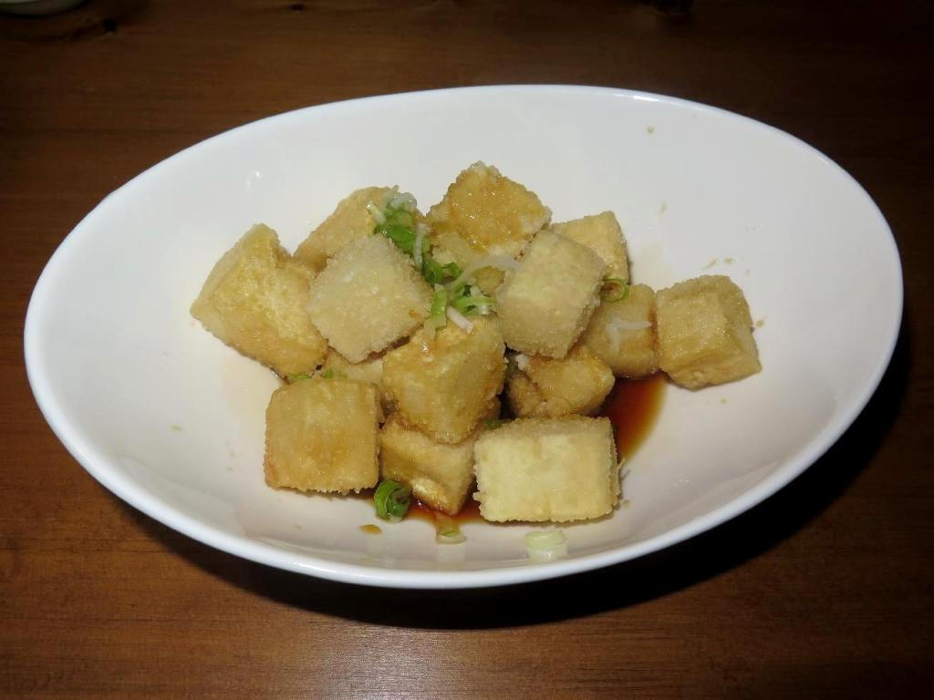 Agedashi Tofu in East Vancouver