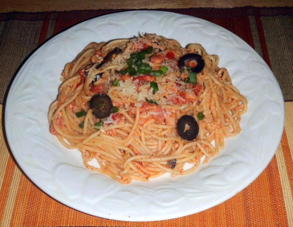 Three Grandmothers Spaghetti
