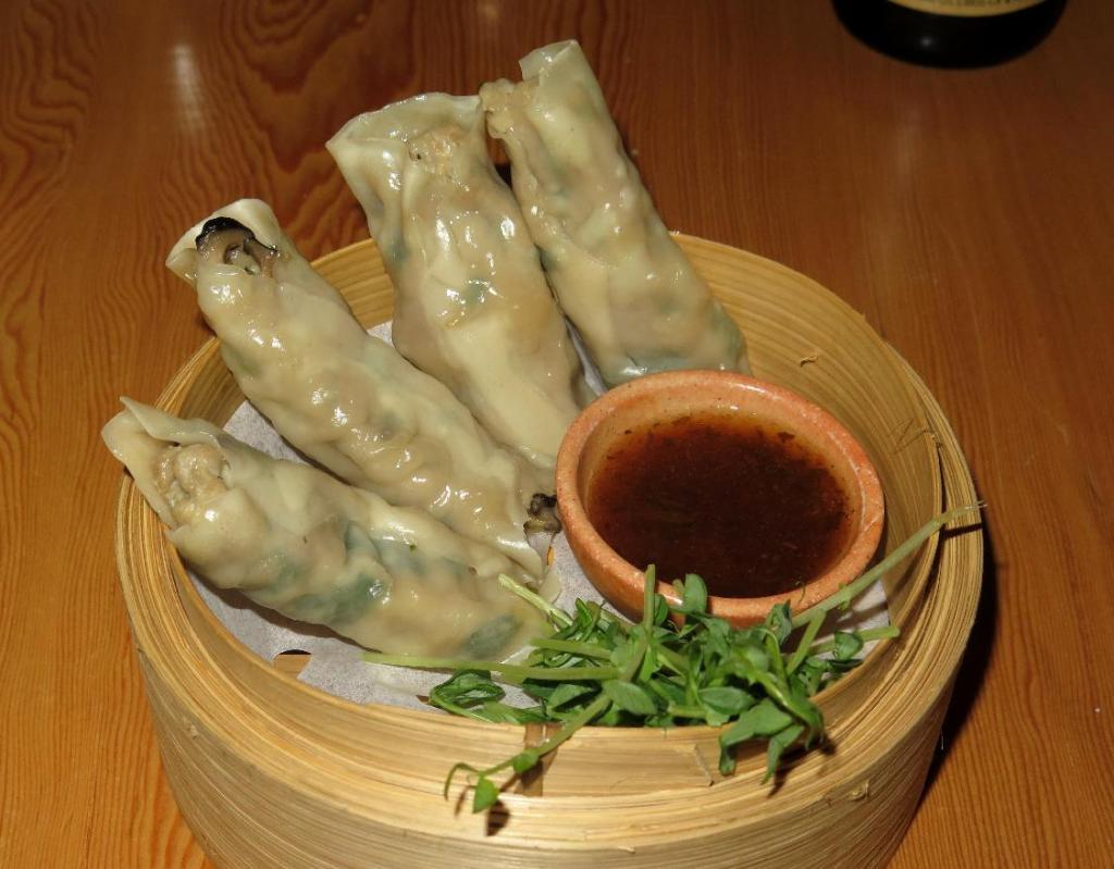 Taiwanese Dumplings at Sai Woo