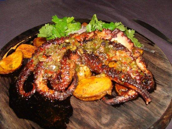 Sea Food at Yelapa