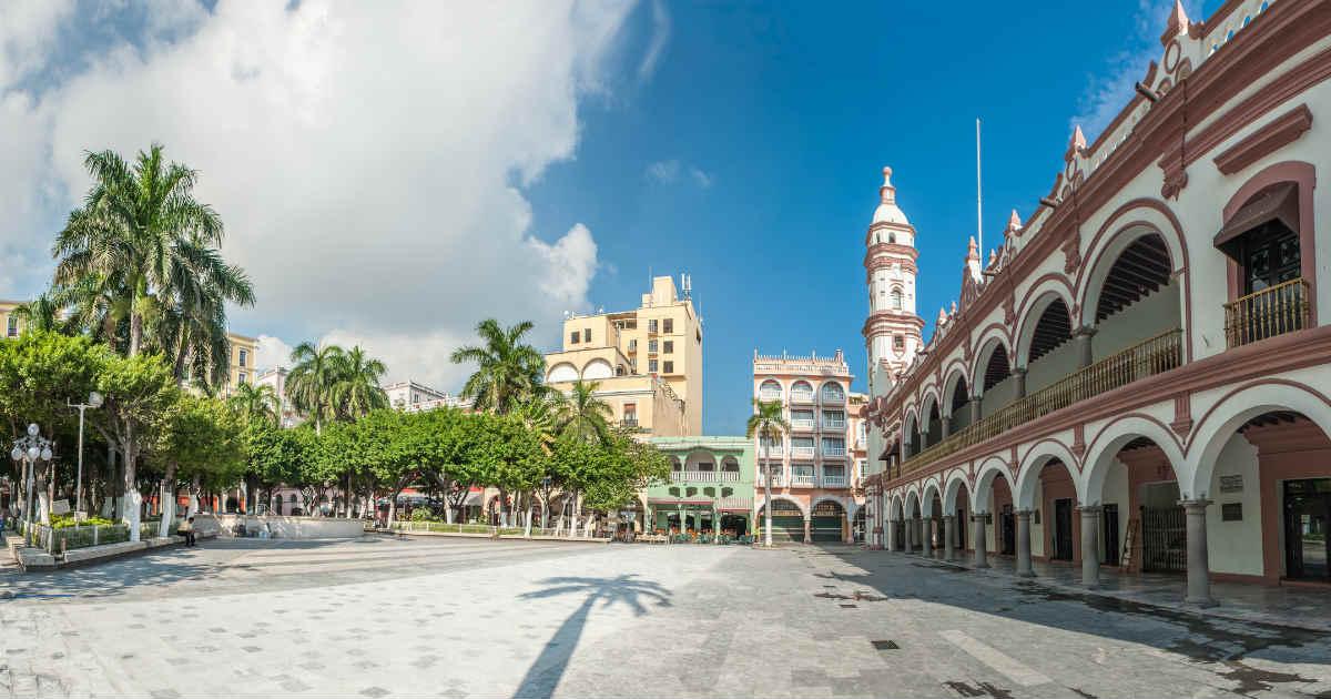 flights to Veracruz