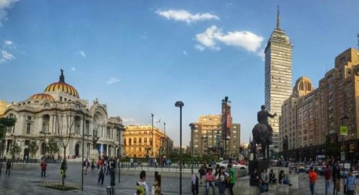 Latinoamerican Tower Mexico City