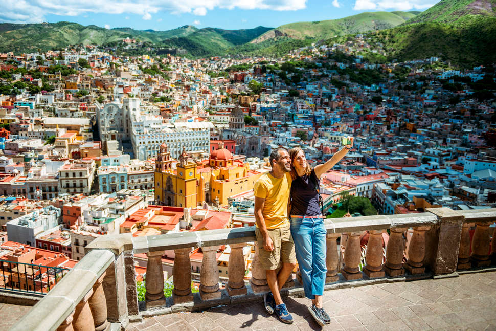 Travel Mexico as a Couple