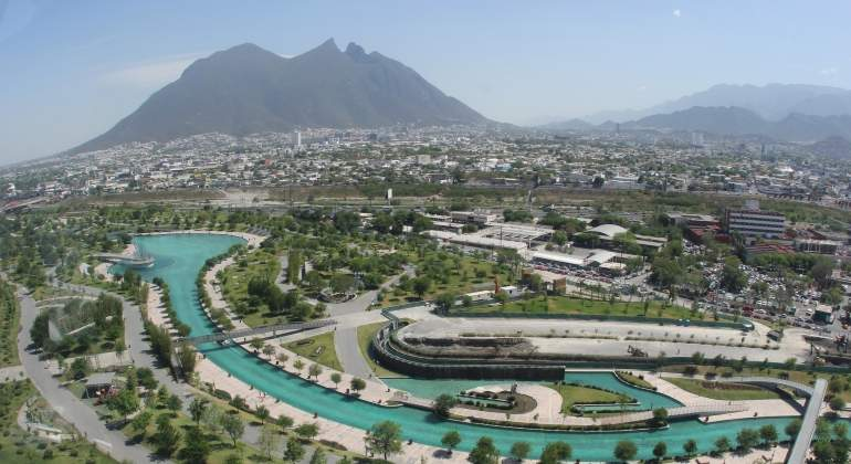 Monterrey la Sultana del Norte View
