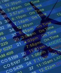 Airport Timing