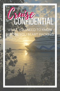 Blog Post Cruise Confidential What you need to know before you start packing