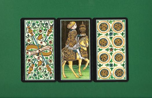 Tarot des Visconti-Sforza