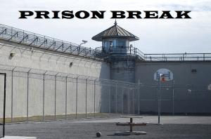 Syco Escape Rooms escape room Prison Break logo